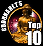 BuddhaNet Top Ten Award